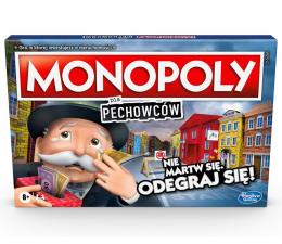 Gra planszowa / logiczna Hasbro Monopoly dla pechowców