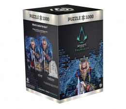 Puzzle z gier CENEGA Assassins Creed Valhalla: Eivor puzzles 1000
