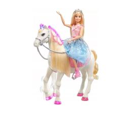 Lalka i akcesoria Barbie Przygody Księżniczek Koń światła i dźwięki