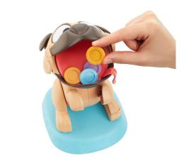Gra dla małych dzieci Mattel Nakarm pieska Puglicious Hop Mops!