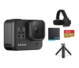 Kamera sportowa GoPro HERO8 Black + Akcesoria