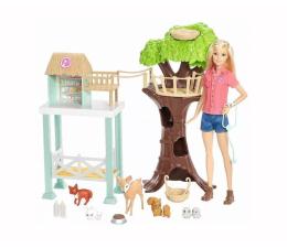 Lalka i akcesoria Barbie Lalka Ratowniczka zwierząt