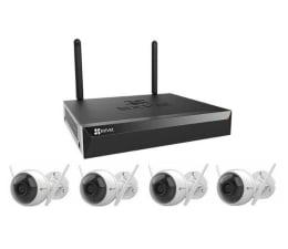 Inteligentna kamera EZVIZ Zestaw do monitoringu X5S (4x C3WN FullHD + NVR)