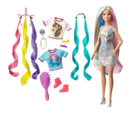 Lalka i akcesoria Barbie Baśniowa fryzura