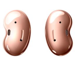 Słuchawki bezprzewodowe Samsung Galaxy Buds Live brązowe