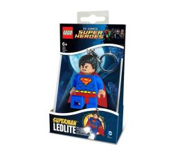 Klocki LEGO® YAMANN LEGO Brelok do kluczy z latarką Superman™