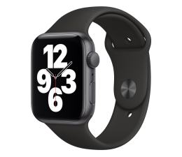 Smartwatch Apple Watch SE 44/Space Gray Aluminium/Black Sport GPS