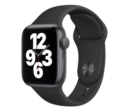 Smartwatch Apple Watch SE 40/Space Gray Aluminium/Black Sport GPS