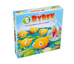 Gra dla małych dzieci Dumel 5 Rybek