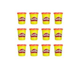 Zabawka plastyczna / kreatywna Play-Doh Ciastolina Tuby uzupełniające 12-pak czerwony