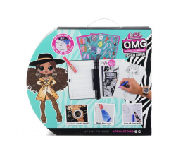 Zabawka plastyczna / kreatywna L.O.L. Surprise! OMG Fashion Journal
