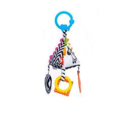 Zabawka dla małych dzieci Dumel Zawieszka Piramidka Sensory