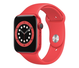 Smartwatch LTE Apple Watch 6 44/(PRODUCT)RED Aluminum/RED Sport LTE