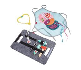 Zabawka dla małych dzieci Fisher-Price Drewniany zestaw lekarza