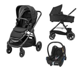 Wózek dziecięcy wielofunkcyjny Maxi Cosi Adorra 3w1 (spacerówka + gondola Oria + fotelik Cabrio Fix)