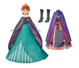 Lalka i akcesoria Hasbro Disney Frozen 2 Anna magiczna przemiana