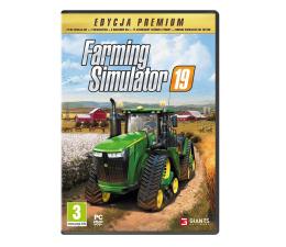 Gra na PC PC Farming Simulator 19 - Premium Edition