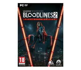 Gra na PC PC Vampire:The Masquerade Bloodlines 2 First Blood