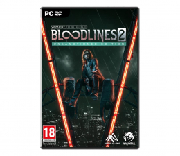 Gra na PC PC Vampire:The Masquerade Bloodlines 2 Unsanctioned