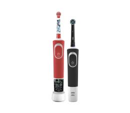 Szczoteczka elektryczna Oral-B Vitality 100 Black + D100 Kids Star Wars