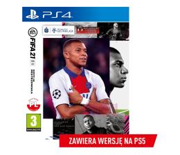 Gra na PlayStation 4 PlayStation FIFA 21 : EDYCJA MISTRZOWSKA