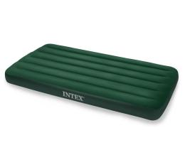 Materac do spania INTEX Dmuchane łóżko Prestige Twin z pompką na baterie