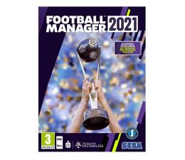 Gra na PC PC Football Manager 2021