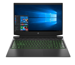 "Notebook / Laptop 16"" HP Pavilion Gaming i5-10300H/16GB/512/Win10 GTX1650Ti"