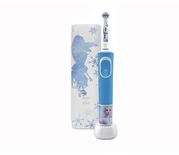 Szczoteczka elektryczna Oral-B D100 Kids Frozen + Etui Podróżne
