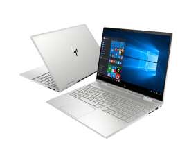 "Notebook / Laptop 15,6"" HP ENVY 15 x360 i7-10510/16GB/512/Win10 MX330 Silver"