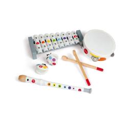 Zabawka muzyczna Janod Zestaw instrumentów Confetti