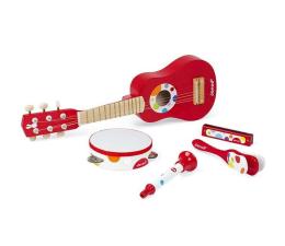 Zabawka muzyczna Janod Zestaw instrumentów duży Confetti