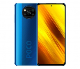 Smartfon / Telefon Xiaomi POCO X3 NFC 6/64GB Cobalt Blue