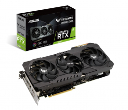 Karta graficzna NVIDIA ASUS GeForce RTX 3080 TUF GAMING OC 10GB GDDR6X