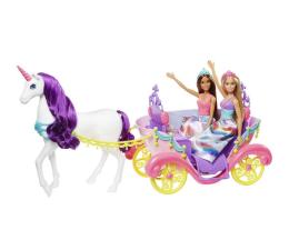 Barbie ® Barbie Dreamtopia Lalki i karoca