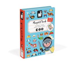 Zabawka kreatywna Janod Magnetyczna układanka Kostiumy Chłopiec Magnetibook