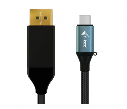 Kabel USB i-tec Kabel USB-C - DisplayPort 4K/60Hz, QHD/144Hz 2m