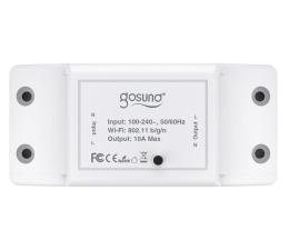 Inteligentny sterownik Gosund Inteligentny przełącznik WiFi SW3