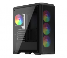 Obudowa do komputera SilentiumPC Ventum VT4V Evo TG ARGB