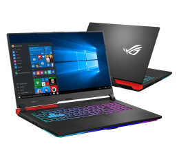 "Notebook / Laptop 17,3"" ASUS ROG Strix G17 R7-5800H/16GB/1TB/W10 RTX3060 144Hz"