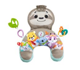 Zabawka dla małych dzieci Fisher-Price Muzyczny Leniwiec Poduszka z wibracjami