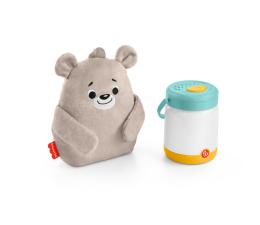 Zabawka dla małych dzieci Fisher-Price Miś ze świetlikami Uspokajacz