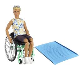 Lalka i akcesoria Barbie Ken na wózku