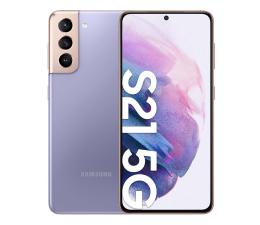Smartfon / Telefon Samsung Galaxy S21 G991B 8/256 Dual SIM Violet 5G