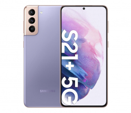 Smartfon / Telefon Samsung Galaxy S21+ G996B 8/256 Dual SIM Violet 5G