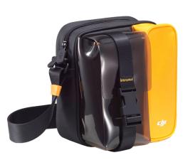 """Etui/plecak na drona DJI Torba """"Plus"""" Mini 2 czarno-żółty"""