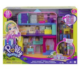 Lalka i akcesoria Mattel Polly Pocket Pollyville Szkoła Zestaw do zabawy