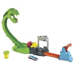 Pojazd / tor i garaż Hot Wheels City Toxic Creatures Jadowita kobra