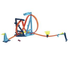 Pojazd / tor i garaż Hot Wheels Track Builder Pętla Megatransformacja