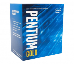 Procesor Intel Pentium Intel Pentium Gold G6500